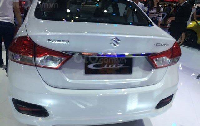 Suzuki Ciaz - 2021 tặng nhiều phụ kiện giá trị trong T3, xe đủ màu giao ngay tận nơi3
