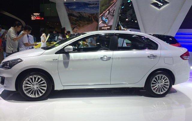 Suzuki Ciaz - 2021 tặng nhiều phụ kiện giá trị trong T3, xe đủ màu giao ngay tận nơi2