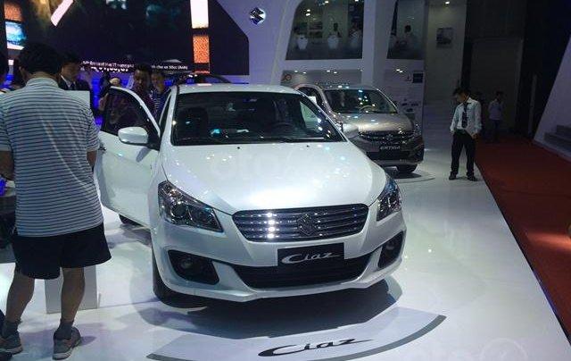 Suzuki Ciaz - 2021 tặng nhiều phụ kiện giá trị trong T3, xe đủ màu giao ngay tận nơi1
