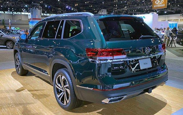 Volkswagen Teramont 2021 sắp về Việt Nam có gì đặc biệt?2