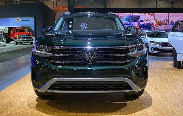 Volkswagen Teramont 2021 sắp về Việt Nam có gì đặc biệt?0