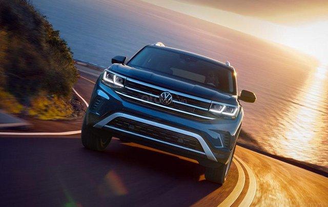 Volkswagen Teramont 2021 sắp về Việt Nam có gì đặc biệt?3