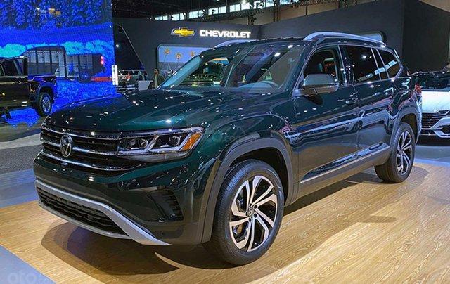 Volkswagen Teramont 2021 sắp về Việt Nam có gì đặc biệt?1