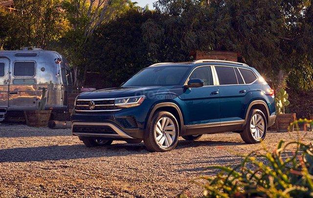 Volkswagen Teramont 2021 sắp về Việt Nam có gì đặc biệt?15