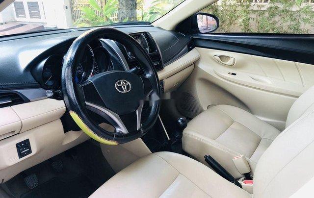 Bán ô tô Toyota Vios sản xuất năm 2016, 358tr5