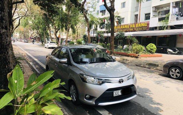 Bán ô tô Toyota Vios sản xuất năm 2016, 358tr0