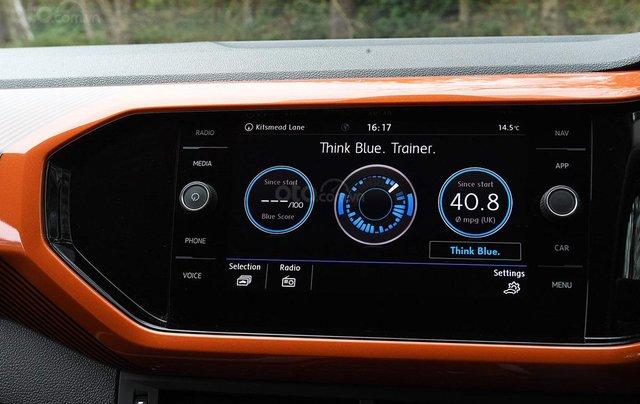 Volkswagen T-Cross 2021 sắp về Việt Nam có gì đặc biệt?7
