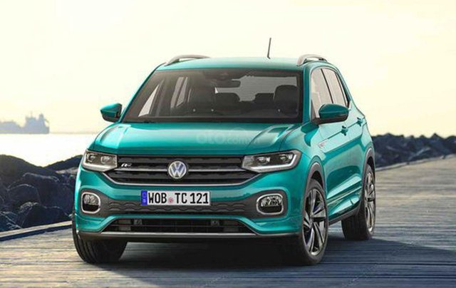 Volkswagen T-Cross 2021 sắp về Việt Nam có gì đặc biệt?11