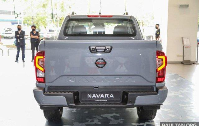 Nissan Navara 2021 sắp về Việt Nam có gì đặc biệt?2
