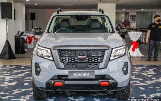 Nissan Navara 2021 sắp về Việt Nam có gì đặc biệt?1