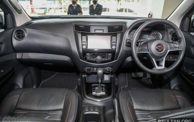 Nissan Navara 2021 sắp về Việt Nam có gì đặc biệt?9