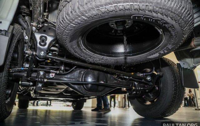 Nissan Navara 2021 sắp về Việt Nam có gì đặc biệt?8