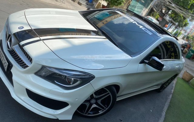 Bán xe Mercedes CLA250 4Matic năm 2014, giá chỉ 860 triệu3