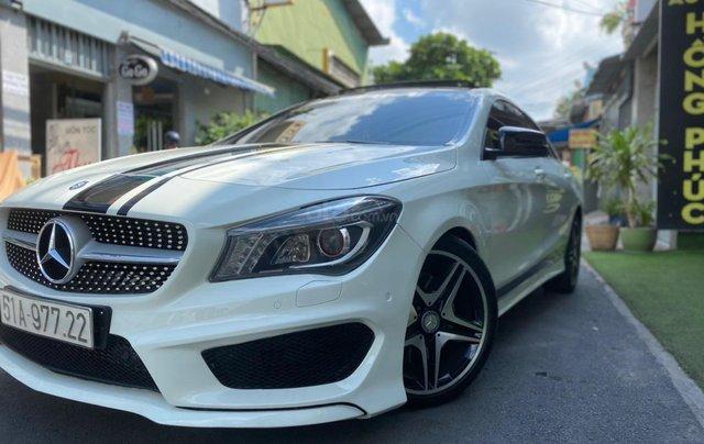 Bán xe Mercedes CLA250 4Matic năm 2014, giá chỉ 860 triệu2