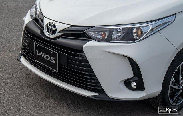 Doanh số bán hàng xe Toyota Vios tháng 6/20214
