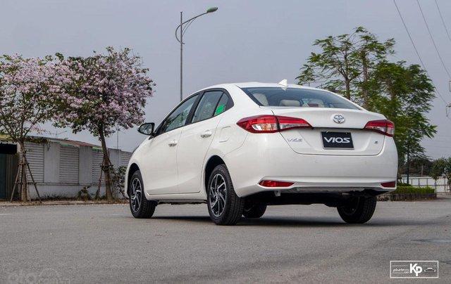 Doanh số bán hàng xe Toyota Vios tháng 6/20213