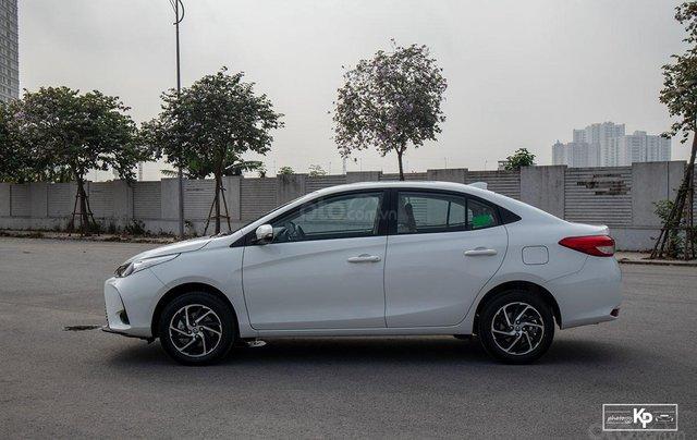 Doanh số bán hàng xe Toyota Vios tháng 6/20212