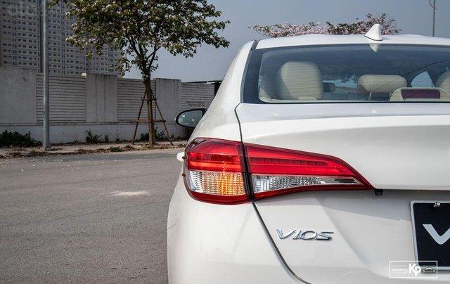 Doanh số bán hàng xe Toyota Vios tháng 6/20218