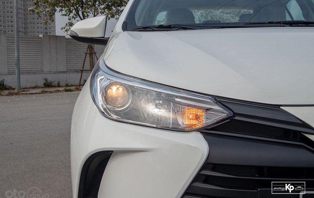Doanh số bán hàng xe Toyota Vios tháng 6/20215