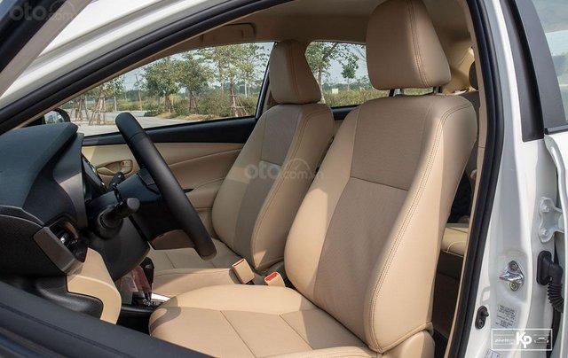 Doanh số bán hàng xe Toyota Vios tháng 6/202114