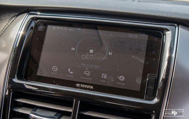 Doanh số bán hàng xe Toyota Vios tháng 6/202110
