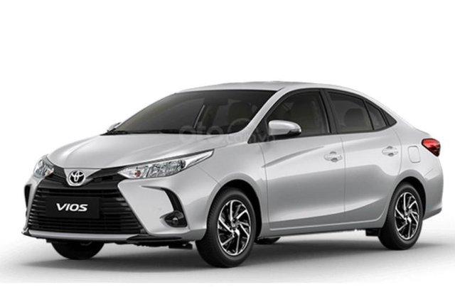 Doanh số bán hàng xe Toyota Vios tháng 6/202116