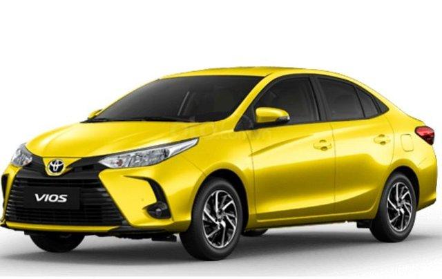 Doanh số bán hàng xe Toyota Vios tháng 6/202121