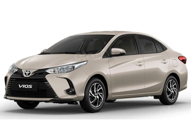 Doanh số bán hàng xe Toyota Vios tháng 6/202118
