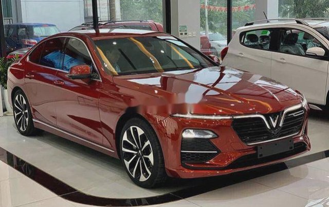 Cần bán VinFast LUX A2.0 2021, màu đỏ
