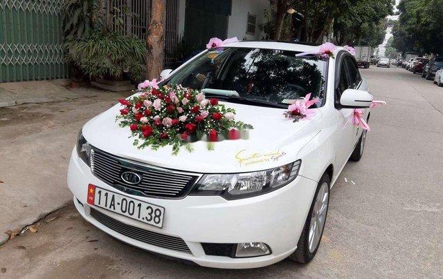 Cần bán lại xe Kia Forte sản xuất năm 2011, nhập khẩu còn mới, giá chỉ 350 triệu