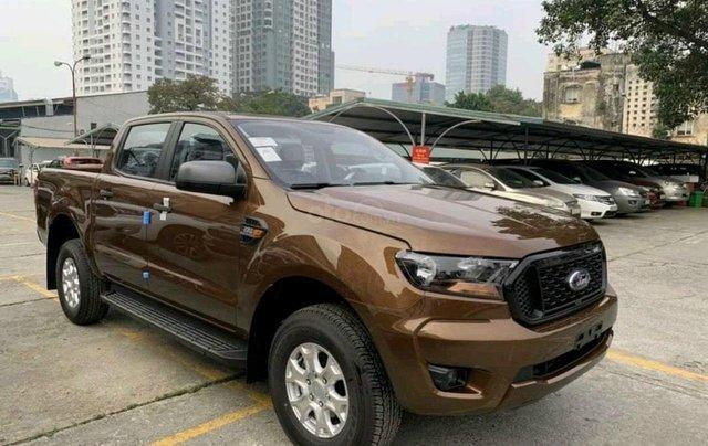 Bán Ford Ranger 2021, đủ màu XLS AT giá hỗ trợ chỉ còn 625 triệu