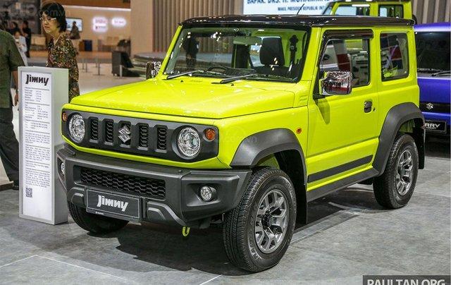 Suzuki Jimny thế hệ mới bao giờ về Việt Nam?0