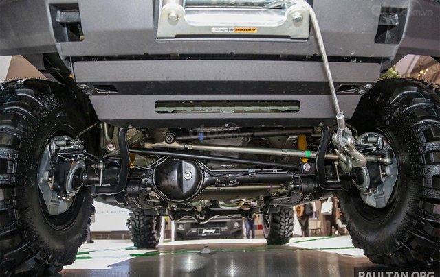 Suzuki Jimny thế hệ mới bao giờ về Việt Nam?6