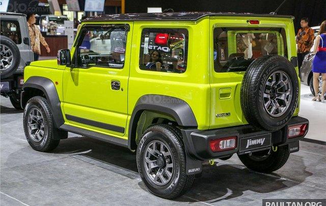 Suzuki Jimny thế hệ mới bao giờ về Việt Nam?1