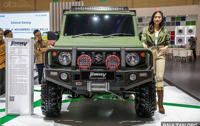 Suzuki Jimny thế hệ mới bao giờ về Việt Nam?2