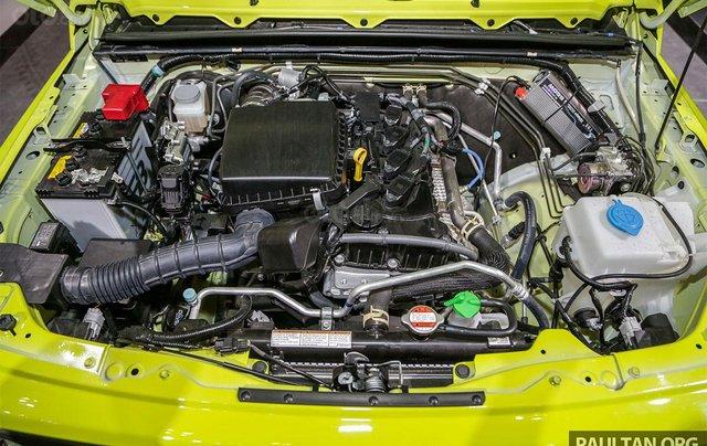 Suzuki Jimny thế hệ mới bao giờ về Việt Nam?5