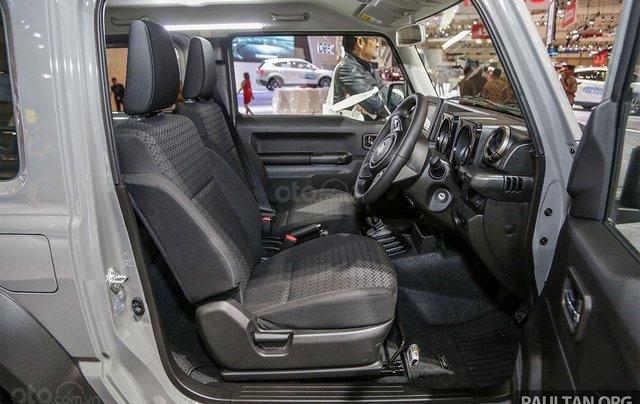 Suzuki Jimny thế hệ mới bao giờ về Việt Nam?9