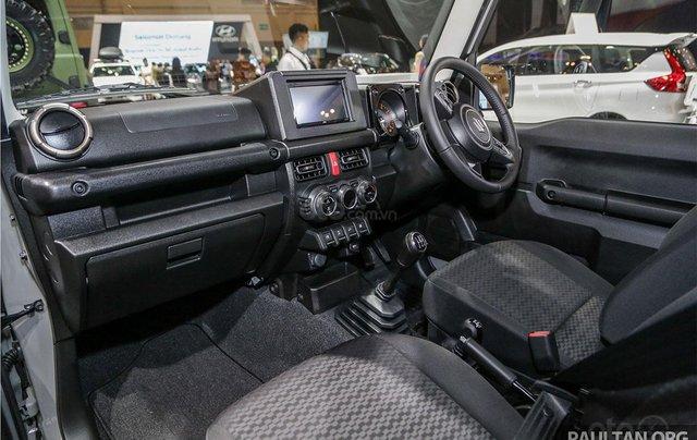 Suzuki Jimny thế hệ mới bao giờ về Việt Nam?10