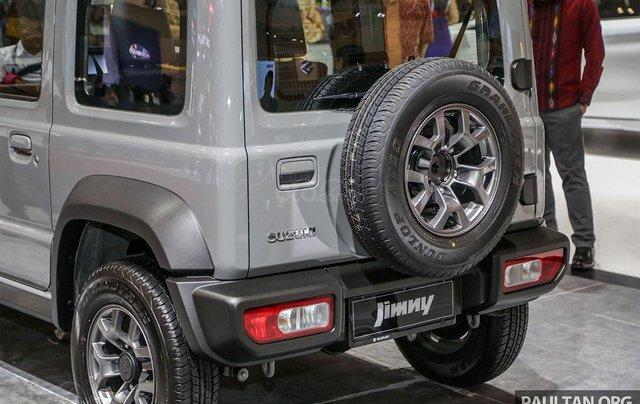 Suzuki Jimny thế hệ mới bao giờ về Việt Nam?4