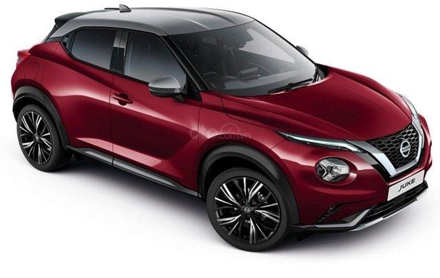 Nissan Juke 2021 sắp ra mắt tại Việt Nam?11