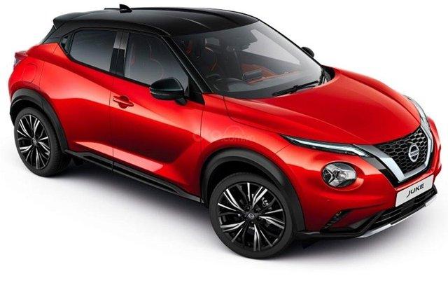 Nissan Juke 2021 sắp ra mắt tại Việt Nam?12
