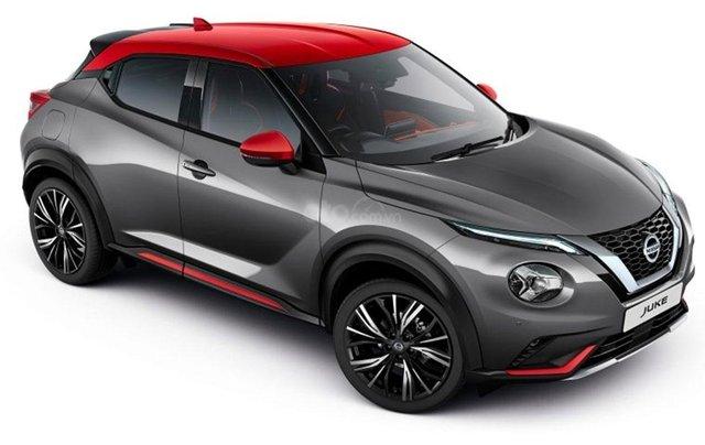 Nissan Juke 2021 sắp ra mắt tại Việt Nam?13