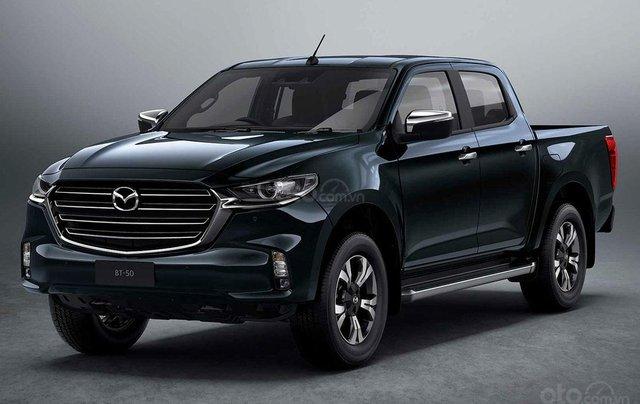 Mazda BT-50 2021 sắp ra mắt tại Việt Nam có gì đặc biệt?0