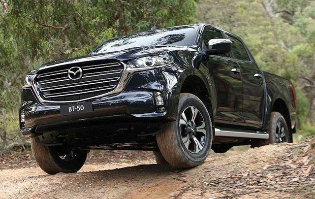 Mazda BT-50 2021 sắp ra mắt tại Việt Nam có gì đặc biệt?2