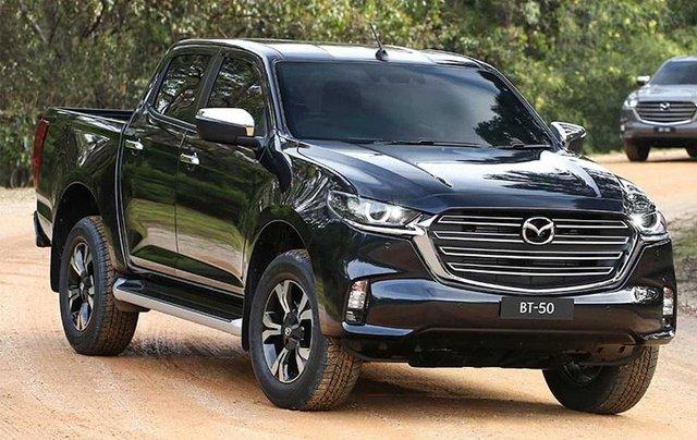 Mazda BT-50 2021 sắp ra mắt tại Việt Nam có gì đặc biệt?4