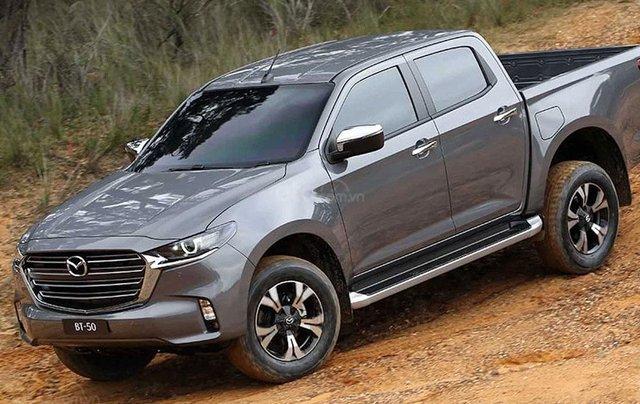 Mazda BT-50 2021 sắp ra mắt tại Việt Nam có gì đặc biệt?14