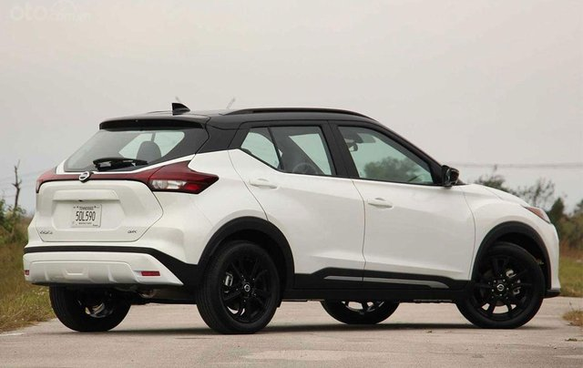 Nissan Kicks 2021 sắp về Việt Nam?4