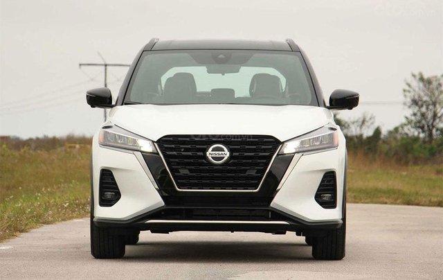 Nissan Kicks 2021 sắp về Việt Nam?0