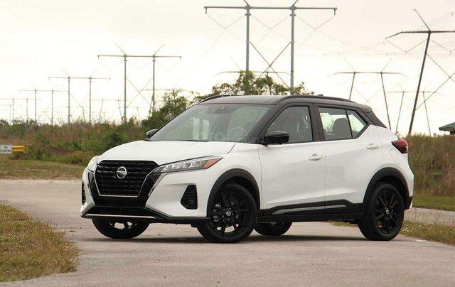 Nissan Kicks 2021 sắp về Việt Nam?1