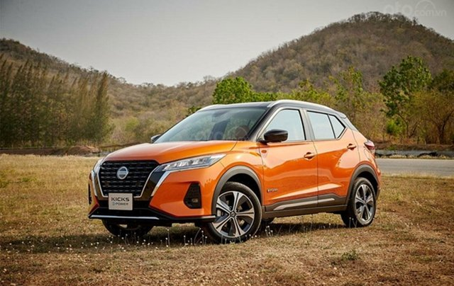 Nissan Kicks 2021 sắp về Việt Nam?15